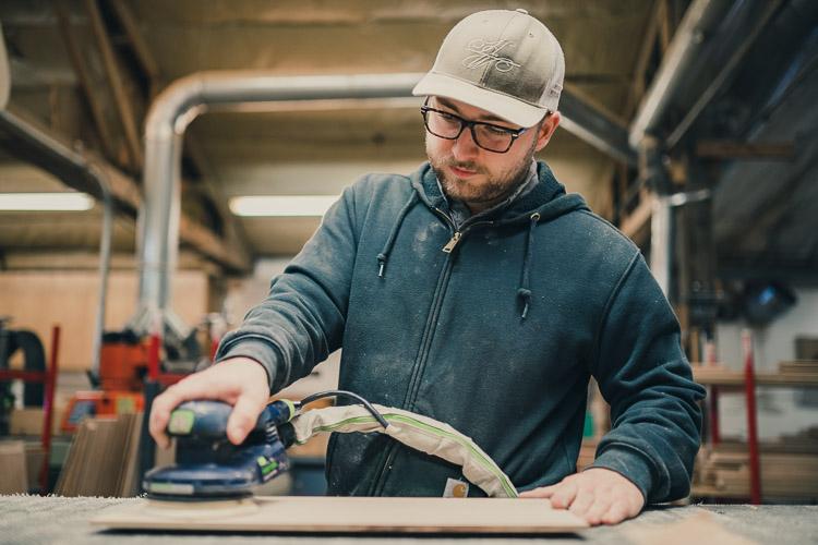 Salem Oregon Custom Homes Woodworking-1