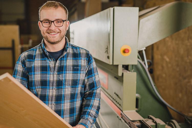 Salem Oregon Custom Homes Woodworking-10