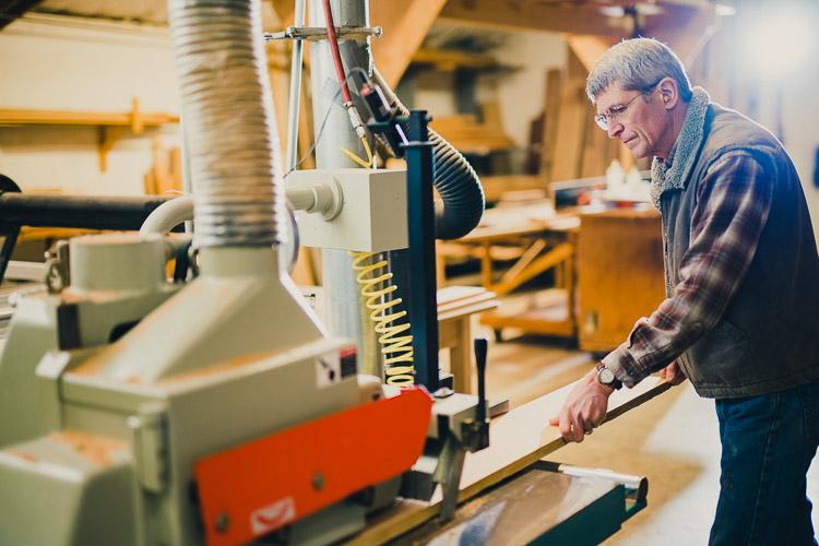 Salem Oregon Custom Homes Woodworking-3