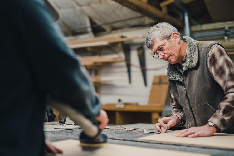 Salem Oregon Custom Homes Woodworking-7