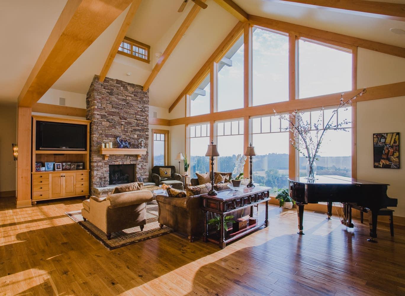 Fairview Oregon | Kitchen, Bathroom & Entertainment Cabinetry