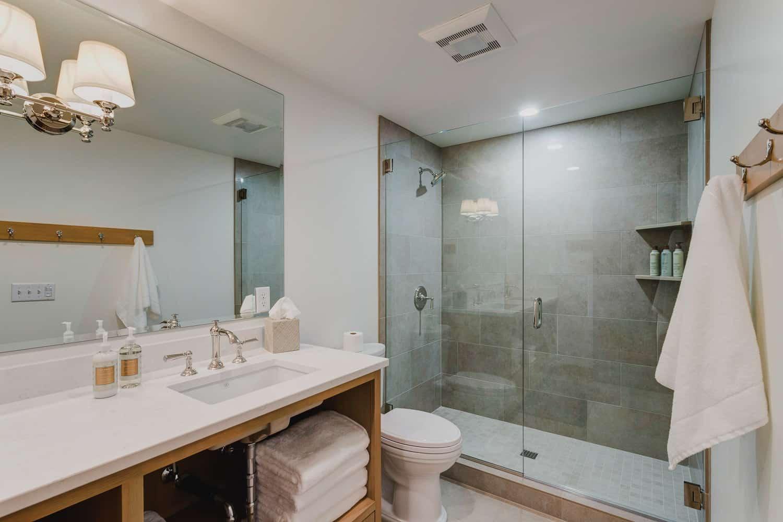 Government Camp Oregon | Bathroom Remodel