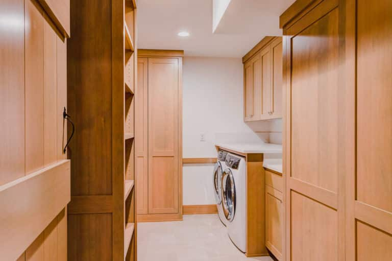 Government Camp Oregon | Laundry Cabinets