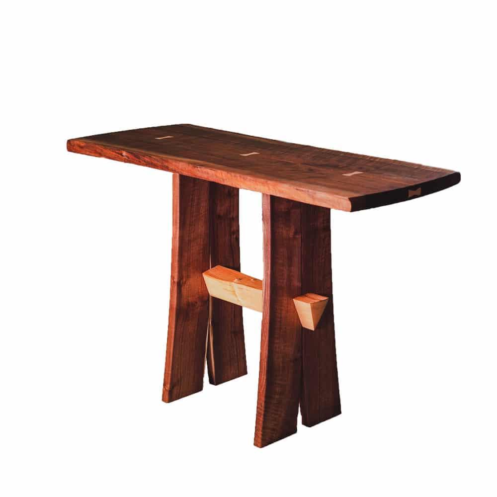Walnut Slab Furniture