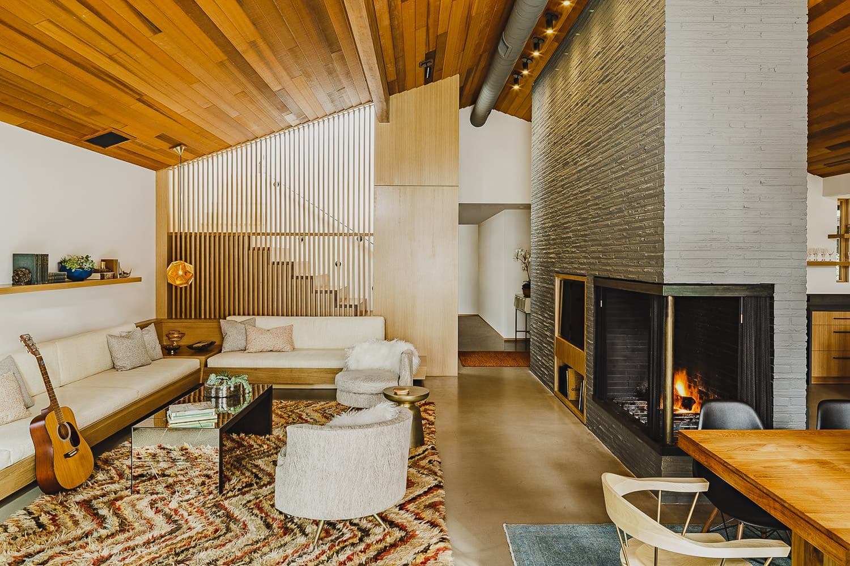Sandy Oregon | Living Area Remodel