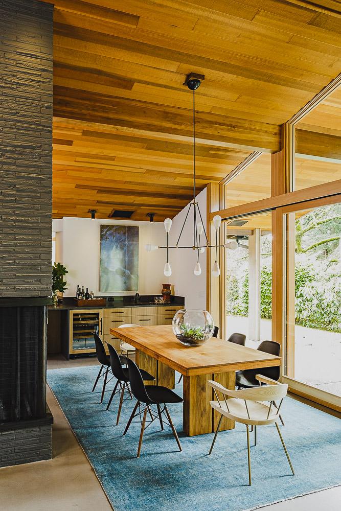 Lake Oswego Oregon | Fine Furniture - Dining Table