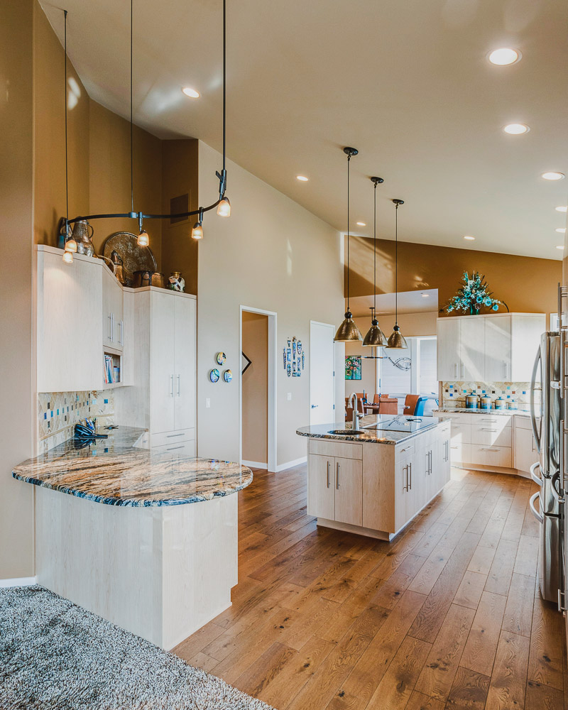 Scio Oregon Custom Home Remodel Amp Cabinetry Heritage